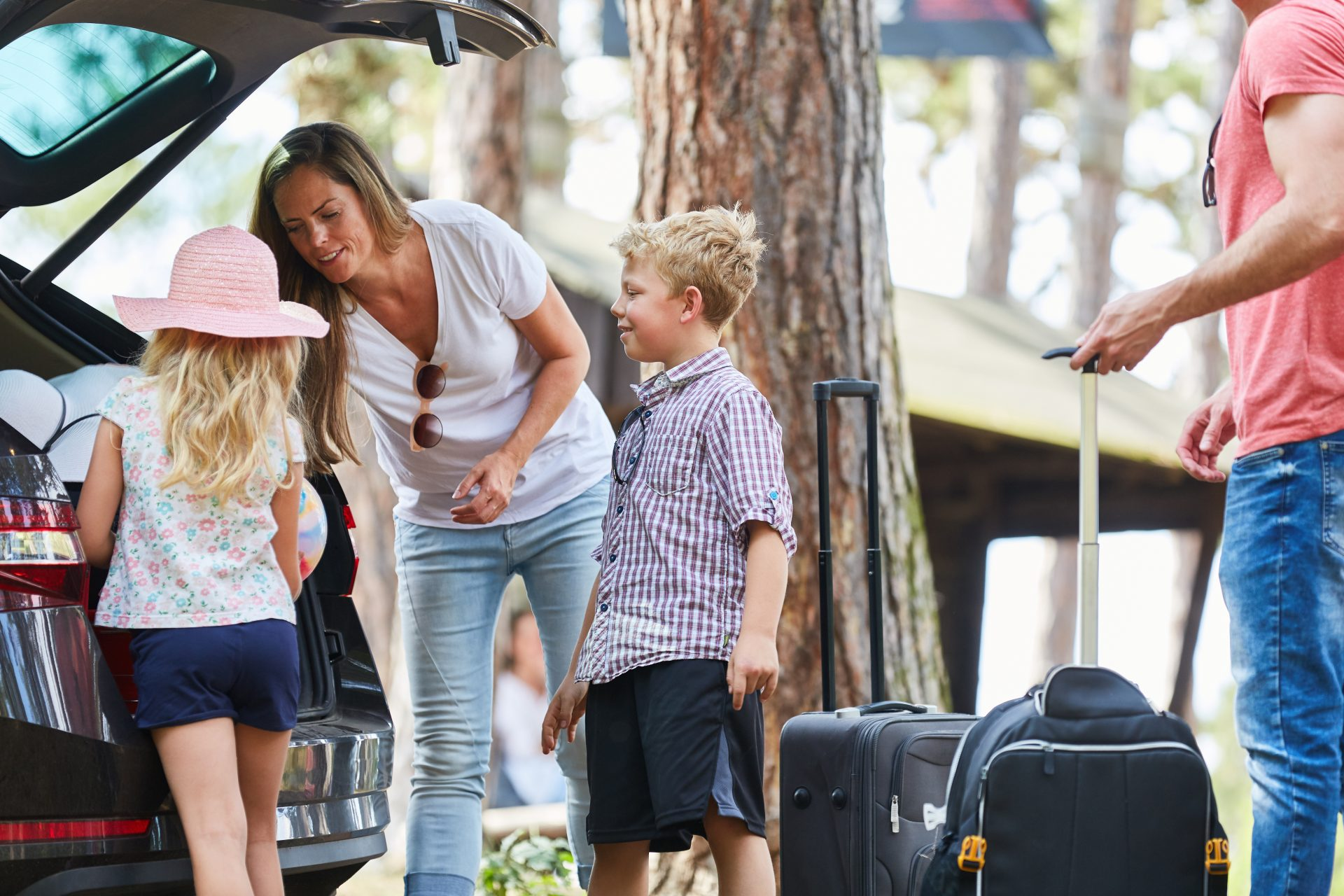 Family Packing for a Jackson Hole Vacation